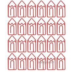 Cadeau romantiqueTrombone de dessin Boquite Trombone en Forme Trombone Solide et Durable en Forme de Crayon paperasse de Laboratoire de Papier à Dessin à la Maison